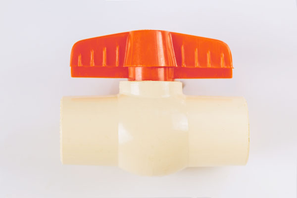 Ball check valves control water flow in plumbing systems