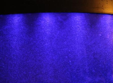 Blue LED Moonlight