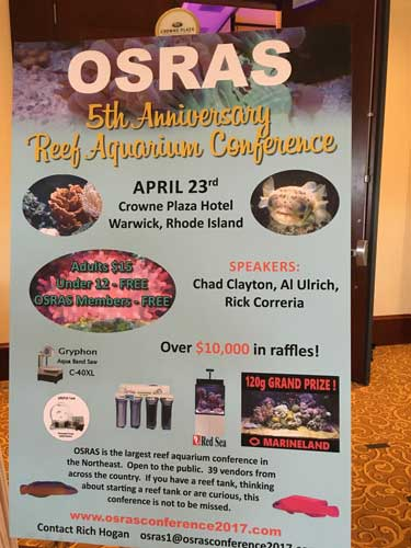 OSRAS Poster from 2017
